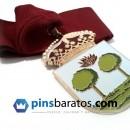 Medalla personalizada para ayuntamientos.