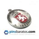 Medalla personalizada campeonato.