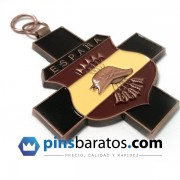 Medalla personalizada militar.