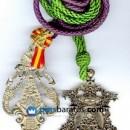 Medallas cofradías.