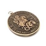 Medalla barata en 3D.