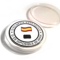 Fabricantes monedas personalizadas.