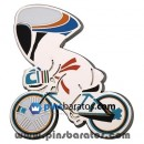 pin ciclista