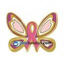 pin mariposa cancer
