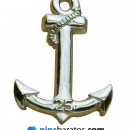 pin plata ancla