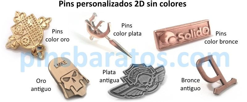 Fabricantes de pins personalizados