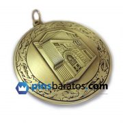 medalla iglesia