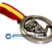 medalla campeonato