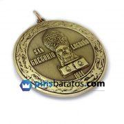medallas de san gregorio logroño