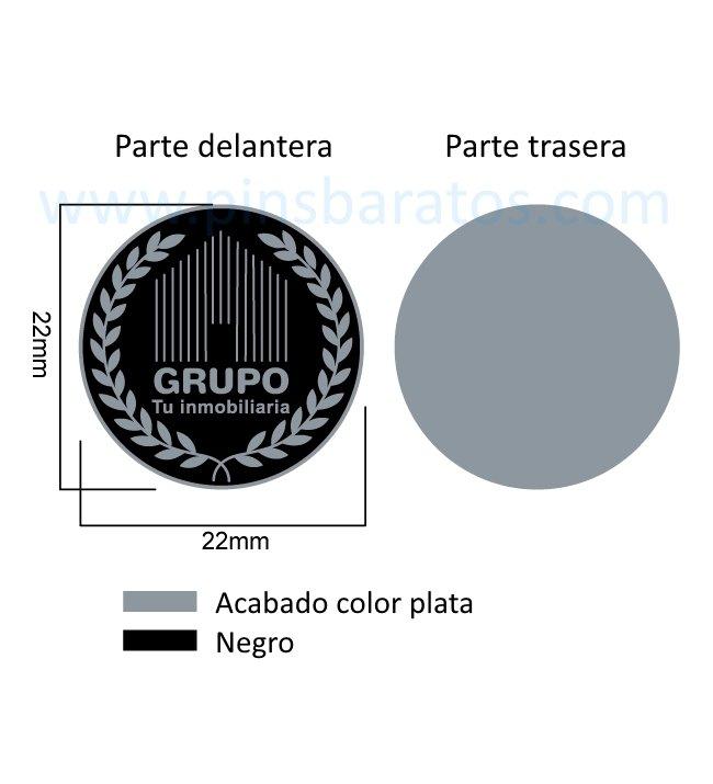 pines-plata-esmalte-negro