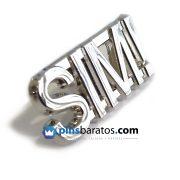 Pins metalicos de calidad